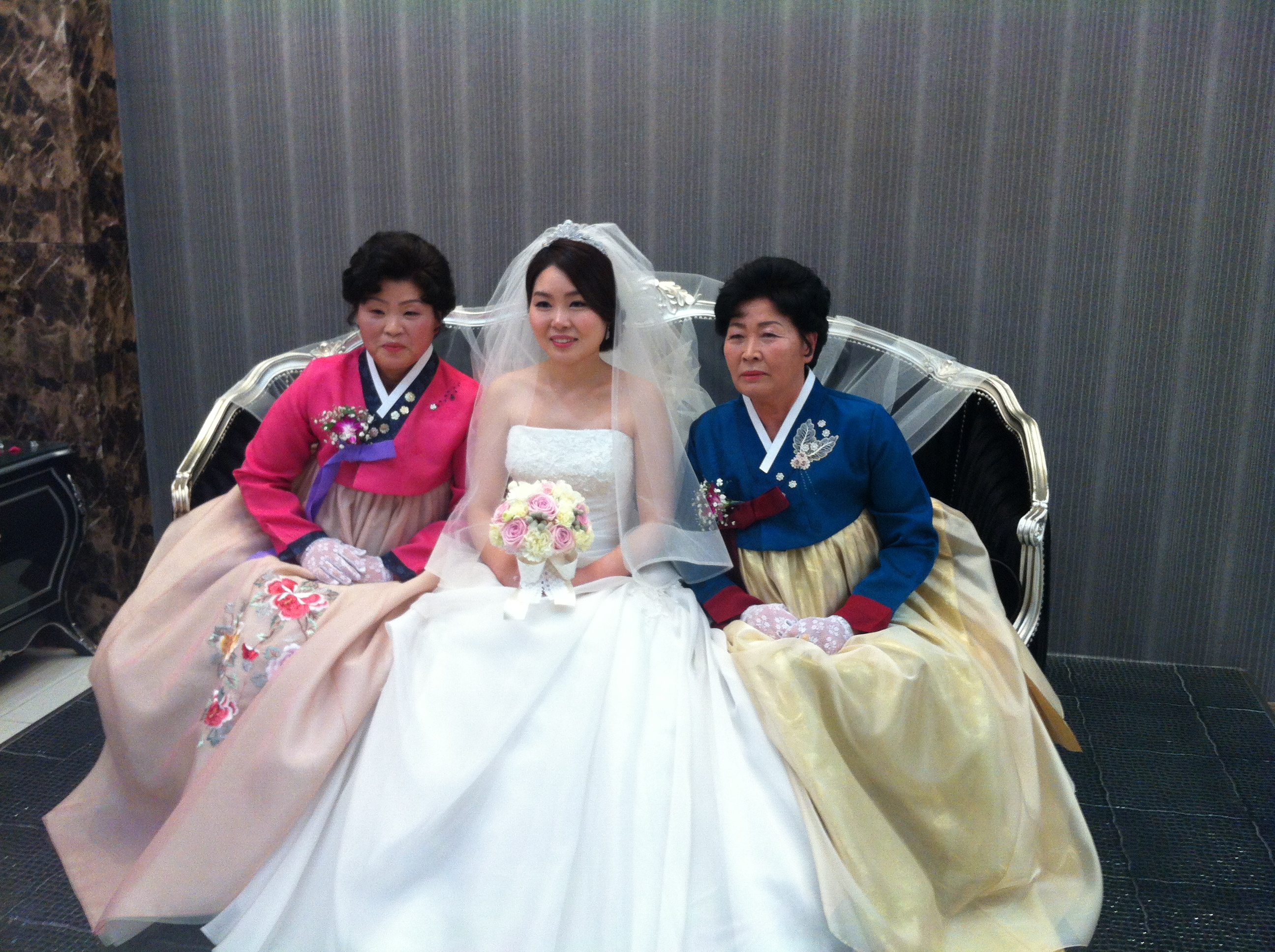 My First Korean Wedding